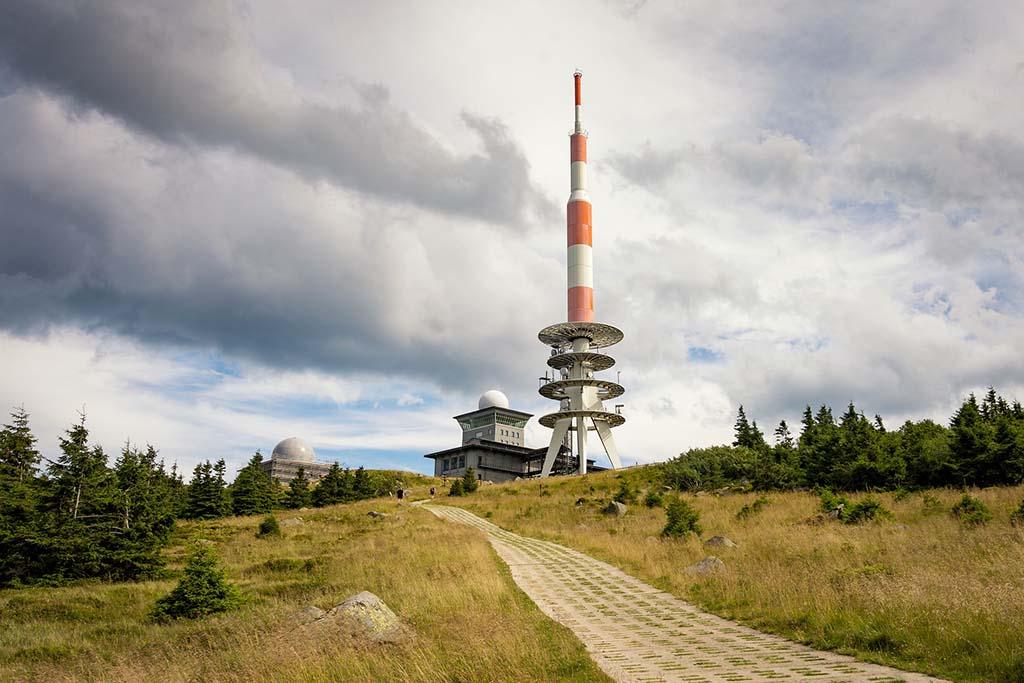 Harz Brocken Wanderweg