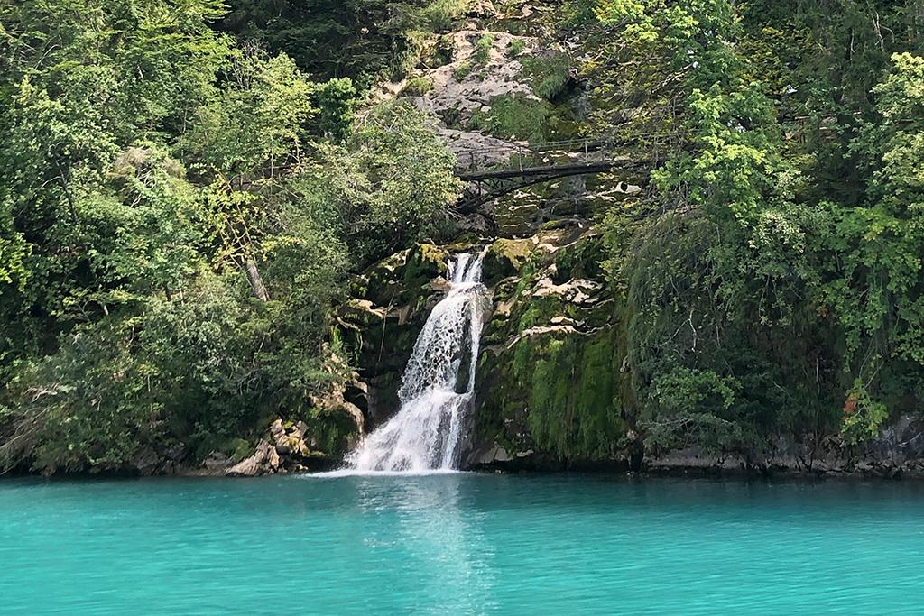 See in der Schweiz Brienzersee