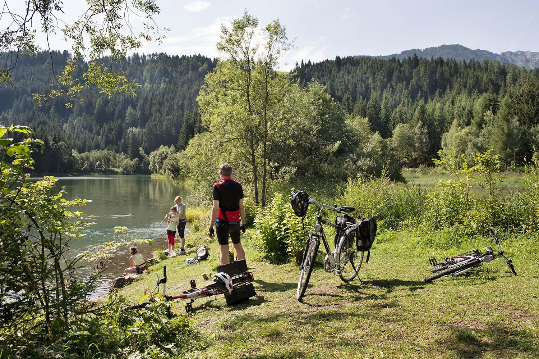 Familie Radurlaub Tirol