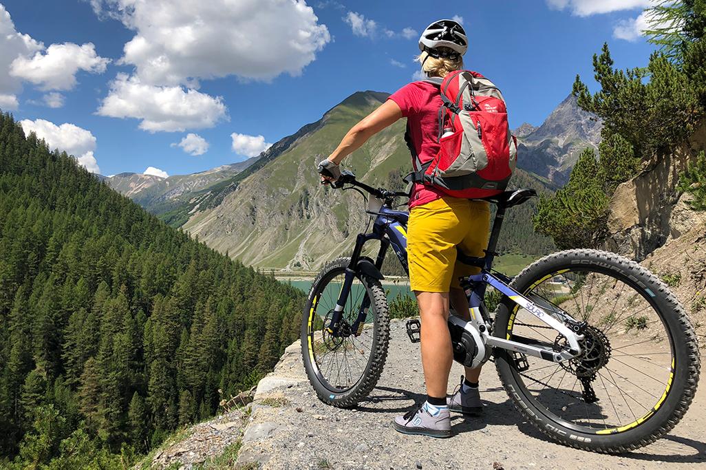 Fietsbroek voor mountainbiken