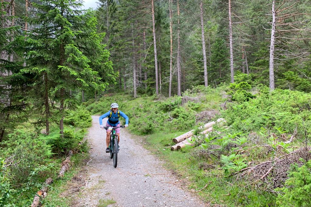 Radfahren in Imst