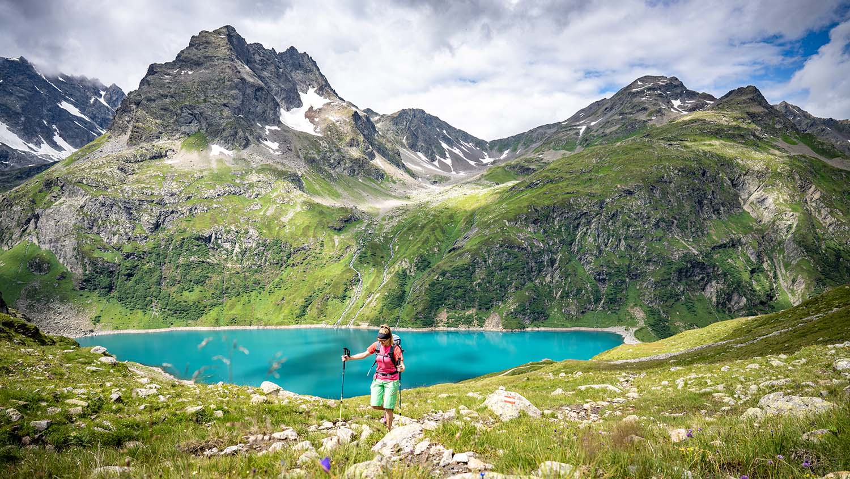 Wandern St. Anton am Arlberg
