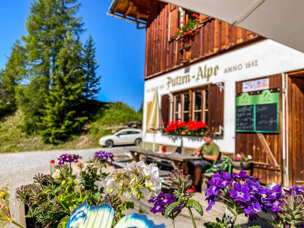 Putzen Alpe