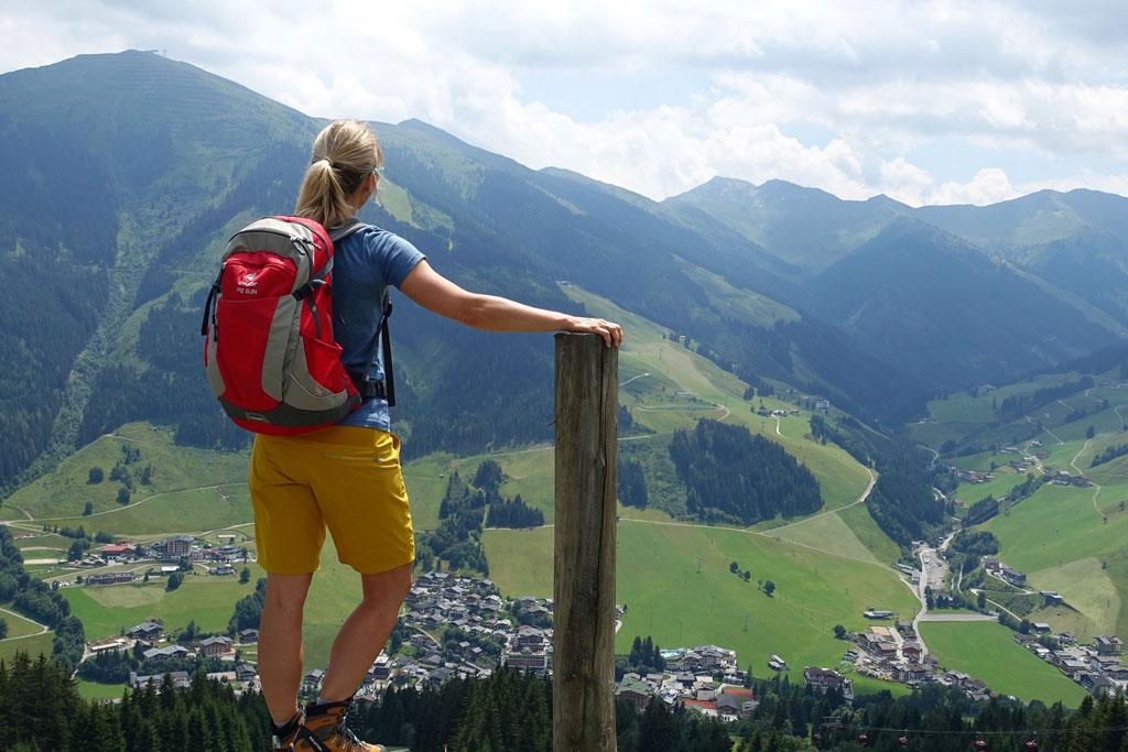 Activiteiten in de bergen