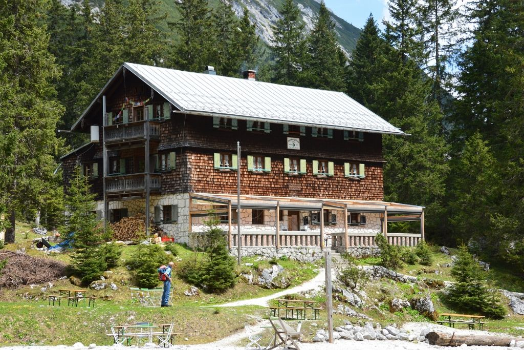 Reintalangerhütte