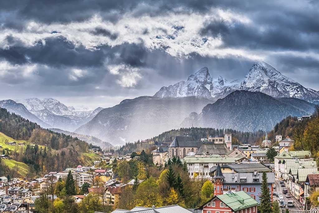 Watzmann Berchtesgadener Land