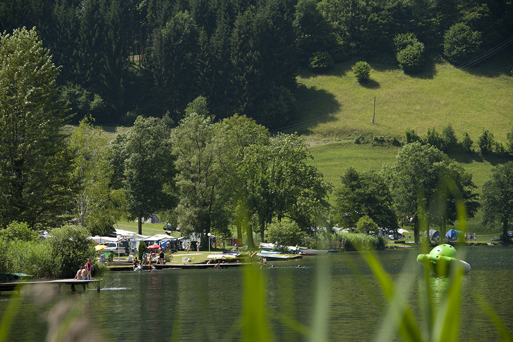 camping millstatter see
