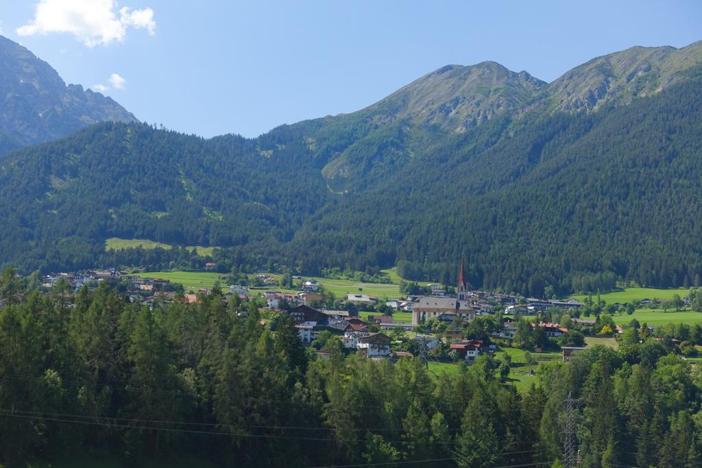Dorf Stubai