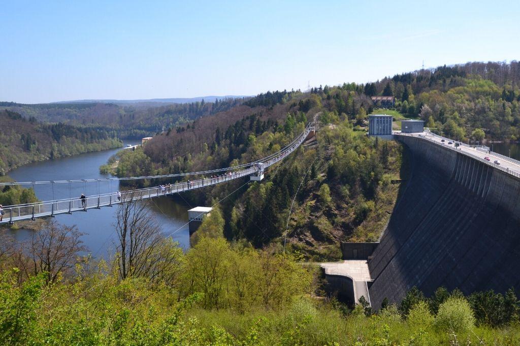 Hängebrücke Titan RT