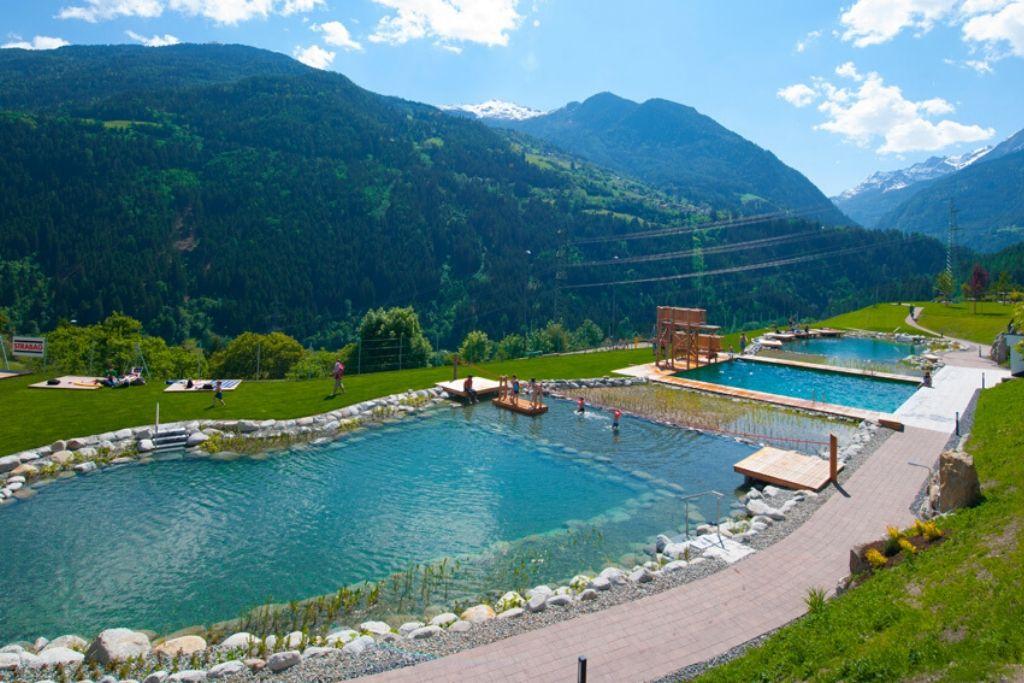 Naturbadeteich Pitz Park