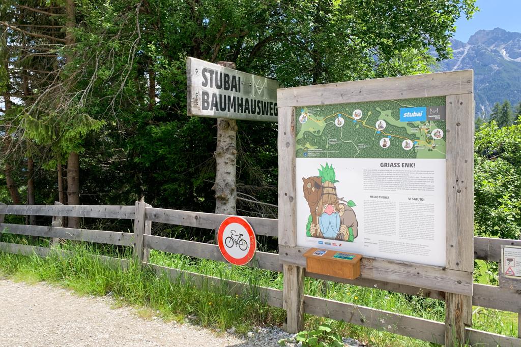 Stubai Baumhausweg