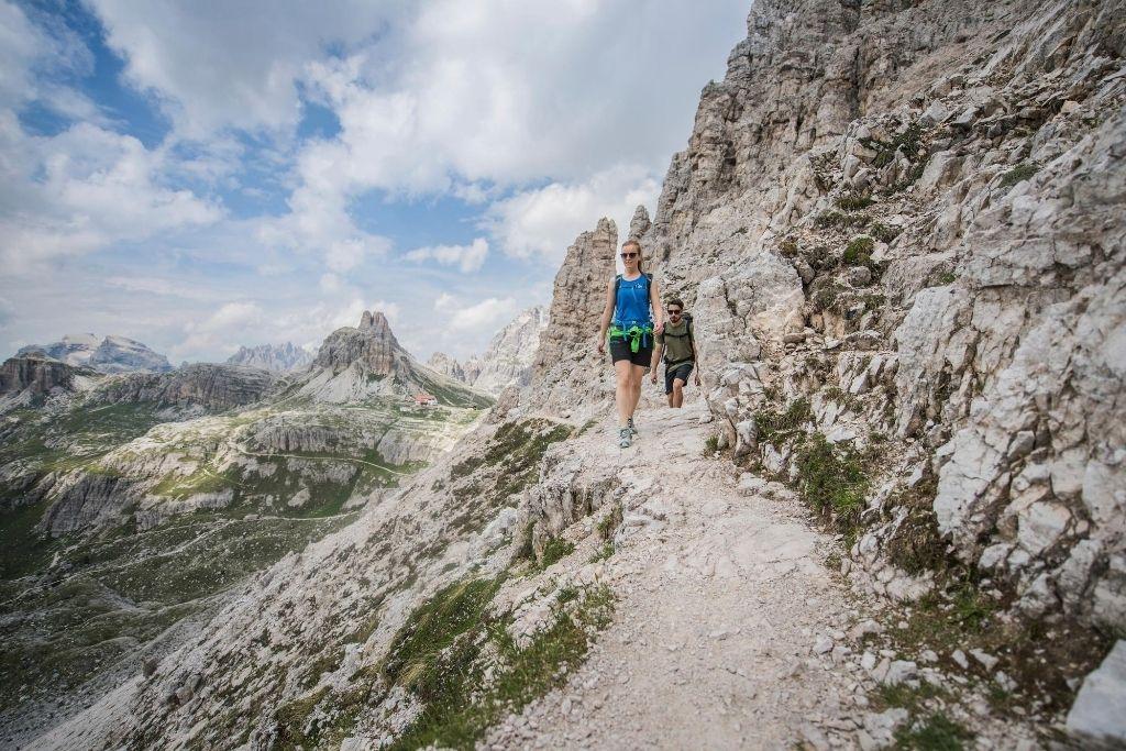 Dolomiten-Wanderung