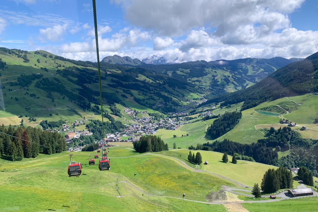 Lift Saalbach Hinterglemm
