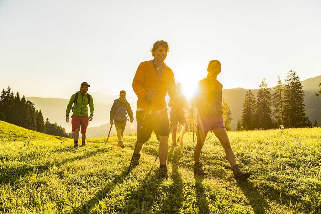 Familienfreundlicher Urlaub Flachau Österreich